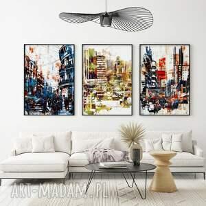 zestaw abstrakcji 40x50 cm, plakat abstrakcja, plakatów, abstrakcja