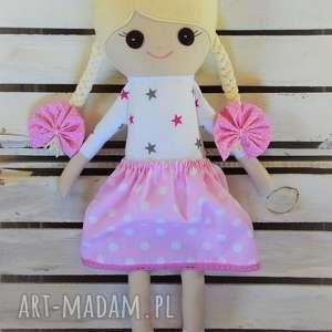ręcznie robione lalki szmacianka, szmaciana lalka