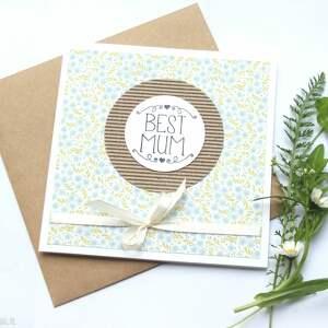 handmade scrapbooking kartki dla mamy :: kartka handmade