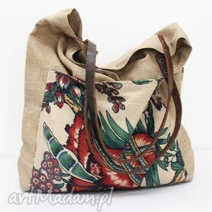 77e86ff74f3ce prezent torba siodlo beżowa - modne - torebka