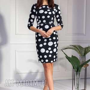 Sukienka Agostina, grochy