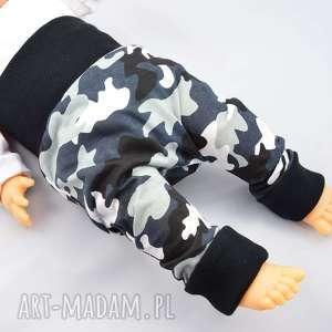 MORO spodnie baggy dla chłopca, bawełna organiczna, rozmiary 56-98, baggy,