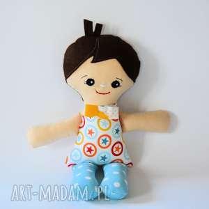 Cukierkowa lala (S) - Krzyś 30 cm, lalka, cukierek, gwiazdka, chłopczyk, roczek