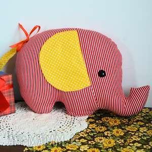 maskotki słonik tutek - maksiu, słoń, szczęście, dziecko, maskotka, bezpieczna