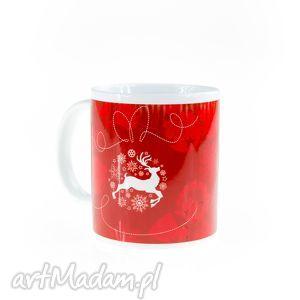 Prezent KUBEK 330ML ŚWIĄTECZNY 2, dla-niej, dla-niego, prezent, kawa