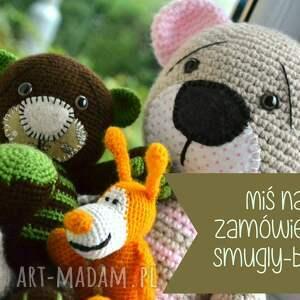 smugly-bear miś na zamówienie - miś
