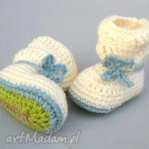 hand-made buciki kozaczki madison