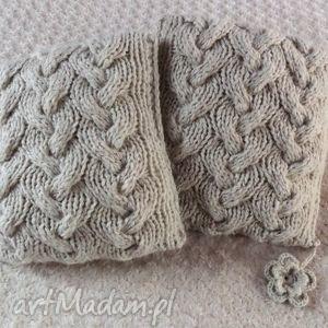 poduszki robione ręcznie wełna 40x40 cm 2szt, poduszki, poduszka, poszewka, poszewki