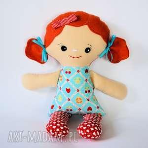 cukierkowa lala - daria 40 cm, lalka, owocowa, dziewczynka, chrzest, roczek