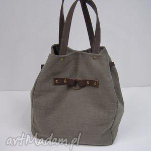 torba do ręki - torba, torebka, sak, wygoda, handmade, bawełna