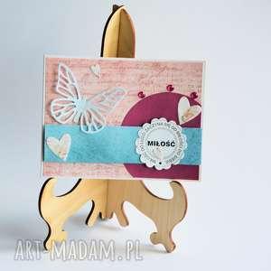 kartki kartka - miłość zaczyna się od, kartka, miłość, przesłanie, wiara, zaufanie
