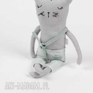 handmade zabawki pan kot
