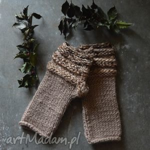 rękawiczki mitenki - rękawiczki, mitenki, wełna, prezent