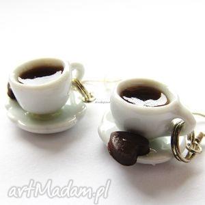 handmade kolczyki kolczyki czas na kawę