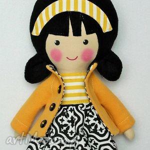 malowana lala adela, lalka, zabawka, przytulanka, prezent, niespodzianka, dziecko