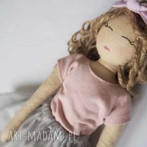Lalka #186, szmacianka, przytulanka, ekolalka, lalka