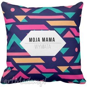 poduszka moja mama wymiata 6528, mama, prezent, dzień, super dom