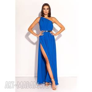 Sukienka Pandora, kobaltowa