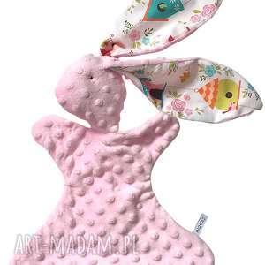 przytulanka króliczek, maskotka, przytulanka, niemowle, dziecko