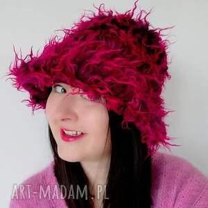 oryginalne prezenty, czapki bucket hat, czapka, buckethat, kapelusz, fuksja