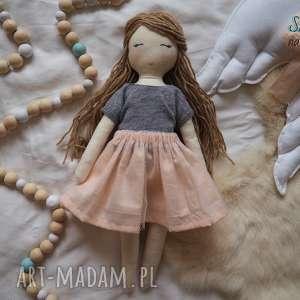 lalki lalka #218, lalka, przytulanka, szmacianka, personalizowana, domekdlalalek