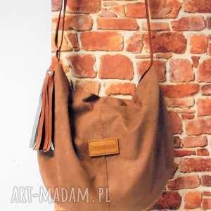ręcznie zrobione torebki hobo