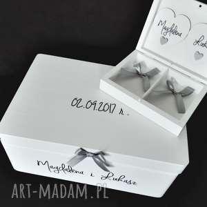 unikalny prezent, komplet ślubny, pudełkonakoperty, komplet, zestaw, ślub, prezent