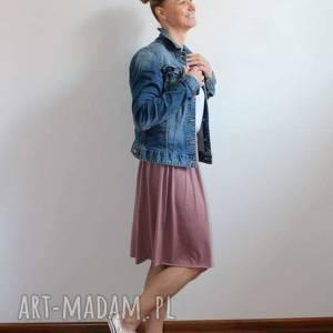 ręcznie wykonane spódnice midi letnia zwiewna spódnica rozmiary brudny