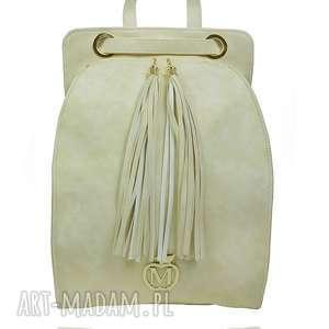 manzana plecak/torebka wygodny styl- ecru, plecak, torebka, moda, wygoda