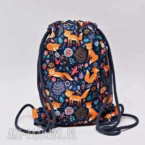 worek plecak wodoodporny, plecako torba ze sznurem, wakacyjny