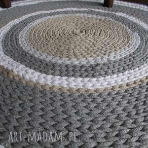 Ręcznie robiony dywan, specjalne zamówienie dla pani agnieszki