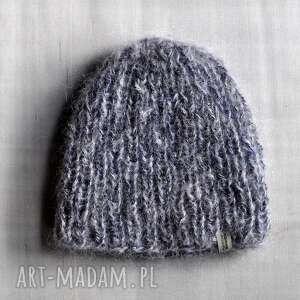ręczne wykonanie czapki ciepła czapka