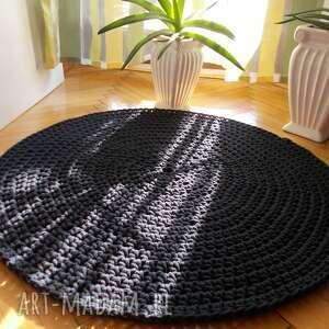 dywan classic, navy blue, sznurek bawełniany, dywan, ze sznurka