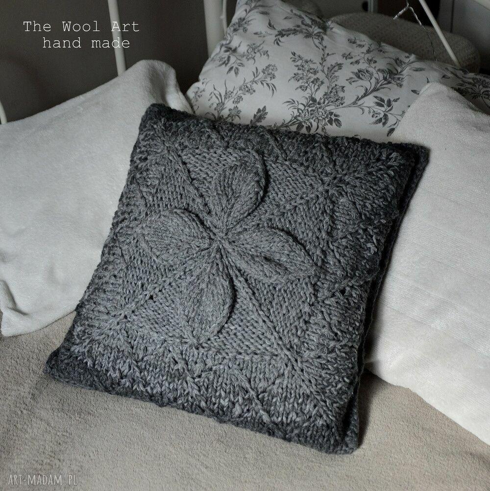 handmade poduszki poszewka na poduszkę