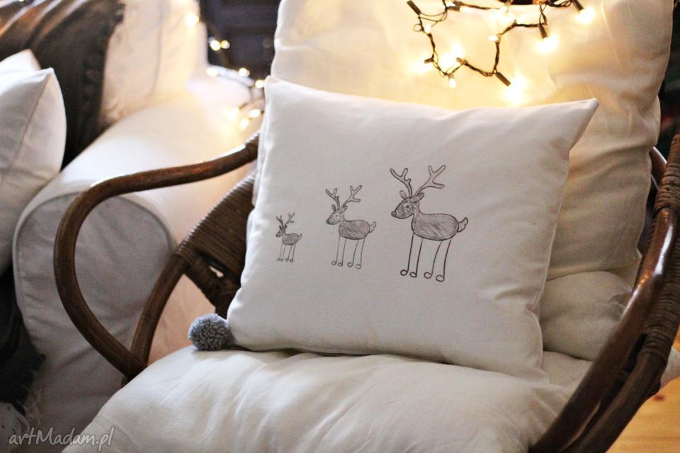 ręczne wykonanie pomysł na prezent poszewka na poduszkę