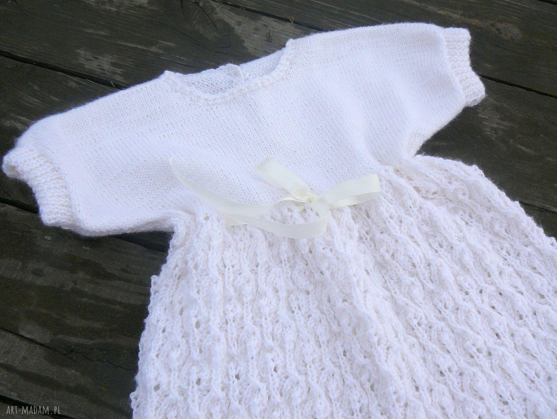 ubranka niemowlę sukieneczka zosia