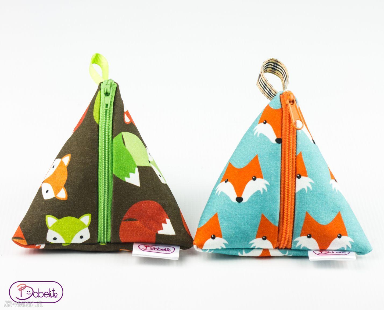 handmade pomysł na prezent świąteczny portmonetka tipi