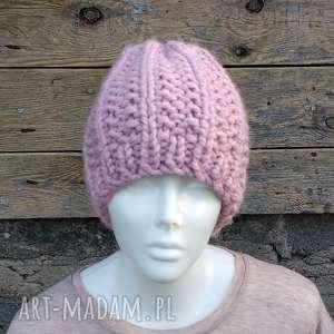czapka bethel - czapka, wełniana, ciepła, prezent, zima, gruba