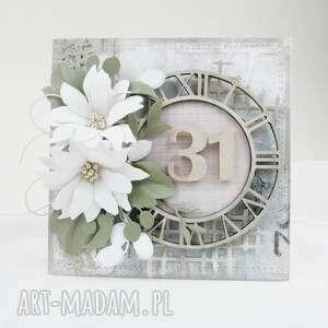 urodzinowa kartka w pudełku, urodziny, rocznica, imieniny, podziękowanie