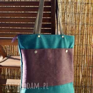 unikalny, torba na ramię, torba, pojemna, xl, codzienna, prezent