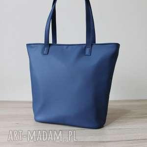 shopper bag bucket - granat, elegancka, nowoczesna, pakowna, prezent, święta