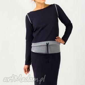 spódnica mila 1, ołówkowa, dresowa, wygodna, modna, komplet, codzienna spódnice