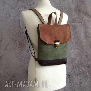 handmade mini plecak