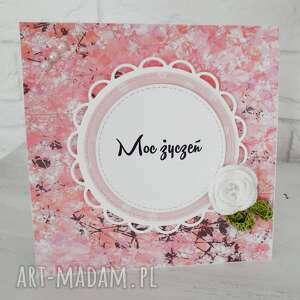Prezent Kartka urodzinowa/imieninowa , kartka, imieniny, prezent, personalizacja