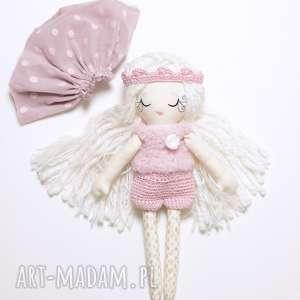 ręczne wykonanie lalki lalka celinka