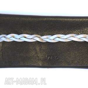 handmade portfele portmonetka z paskiem