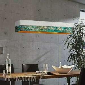 Antracta - artystyczna lampa sufitowa do loftu art and texture