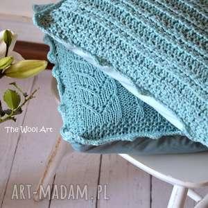 The Wool Art: dekoracyjna poszewka