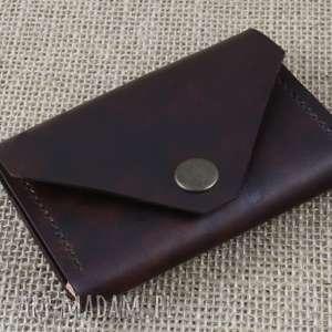 portfel skórzany, skóra, portfel, portfelik, karta, prezent, urodziny