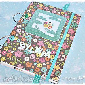 scrapbooking notesy niekończący się pamiętnik imienny, pamiętnik, notatnik